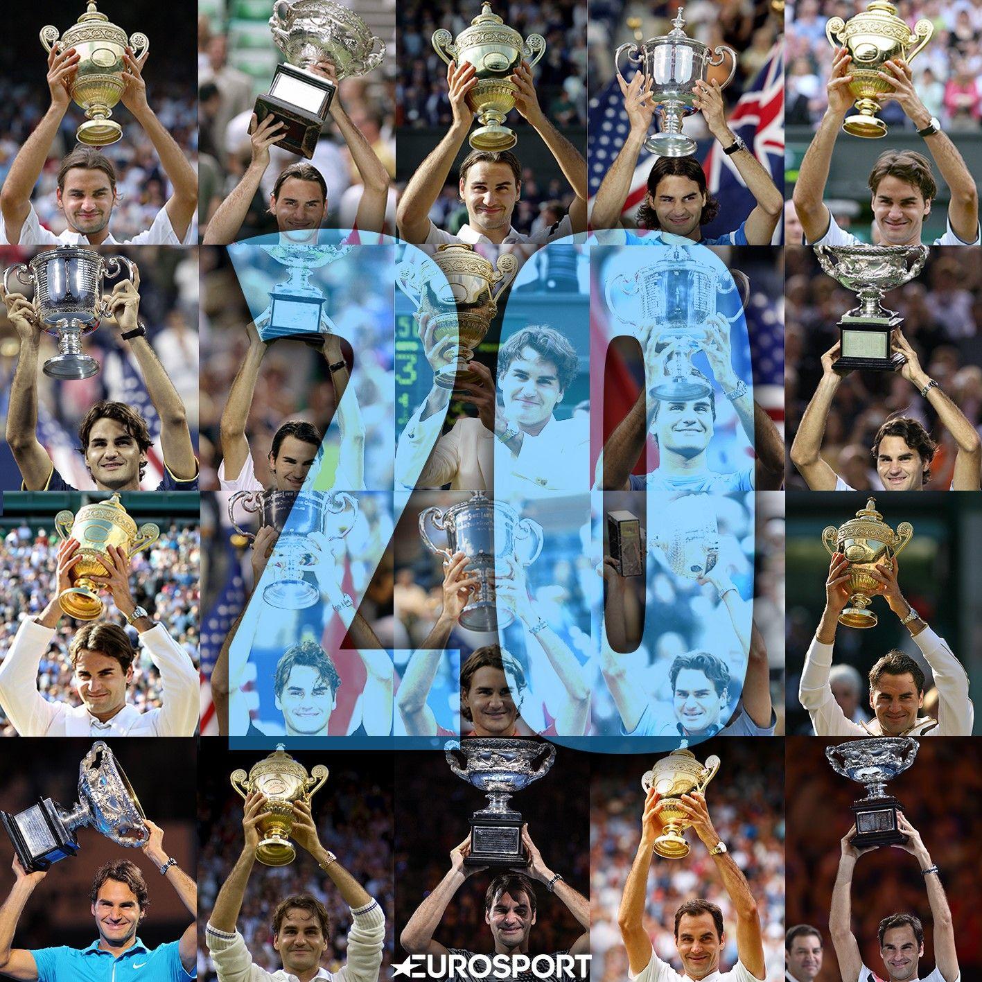Meisten Grand Slam Titel