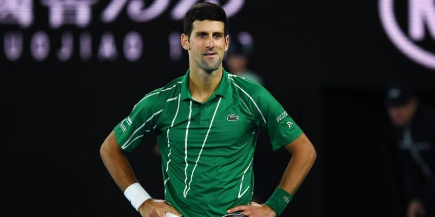 No Chance Federer Would Be Kicked Out Like Djokovic Was Us Open Love Tennis